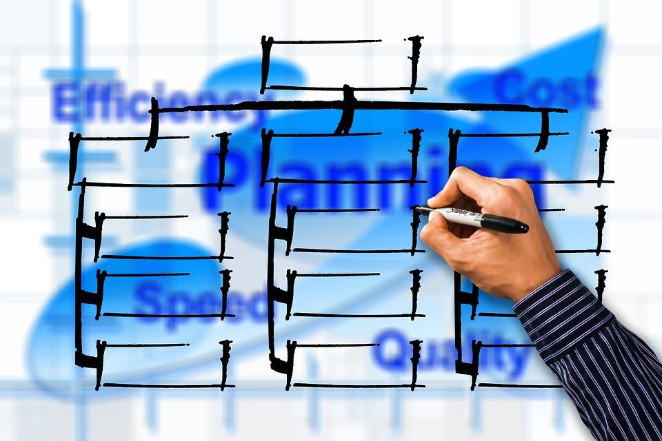 פיתוח המבנה הארגוני